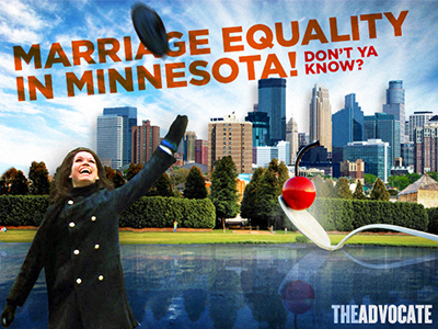 Minnesota Senate Adds Its Blessing to Same-Sex Weddings