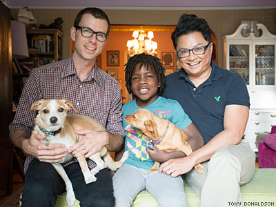 A Reason for Pride: Gay Parents Are Changing the World