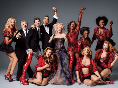 WATCH: The Making of Kinky Boots