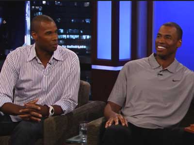 The Story of How Jason Collins Came Out to His Twin Brother