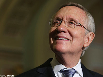 Harry Reid Cites Lesbian Niece in New Call for ENDA