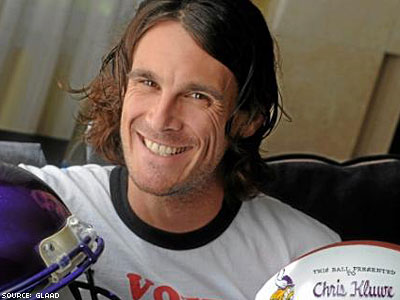 Chris Kluwe Has a New Team, Plans to Keep Speaking Out