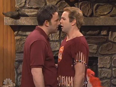 WATCH: Ben Affleck and SNL Crew Go to Ex-Gay Camp