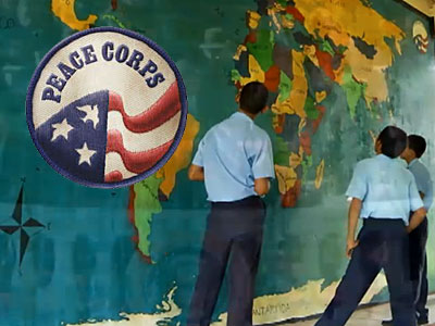 Peace Corps Recognizes, Respects Same-Sex Couples