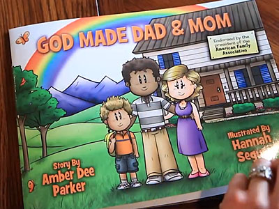 New Antigay Children's Book Teaches Kids to Hate LGBT Families