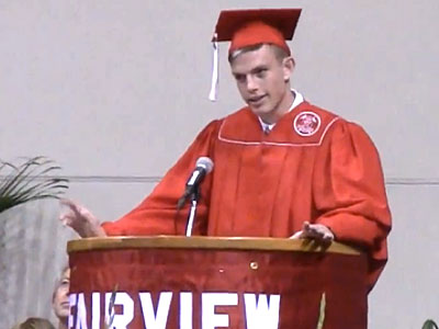 WATCH: It Already Got Better for This Colorado Student