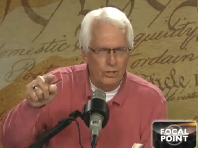 Bryan Fischer: Gays and Mormons in Polygamy Plot