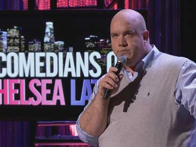 Comedians We're Proud of: Guy Branum