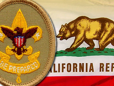Calif. Bill Challenges Boy Scouts' Antigay Policy