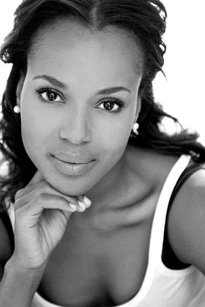 Life Is Hot for Kerry Washington