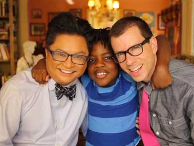 Help Alec Mapa Pay For Baby Daddy
