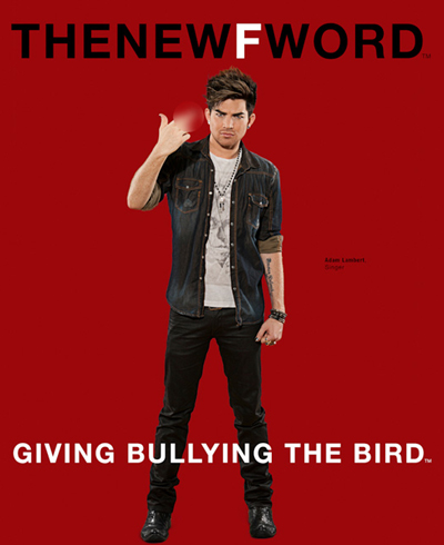 'The New F Word' Gives Bullying the Bird