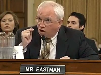 NOM Testifies on Capitol Hill on IRS Leak