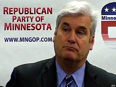 Antigay Pol Announces Run for Bachmann's Seat
