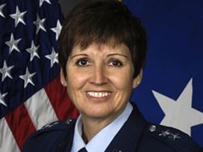 Air Force Promotes Highest Ranking Gay Officer