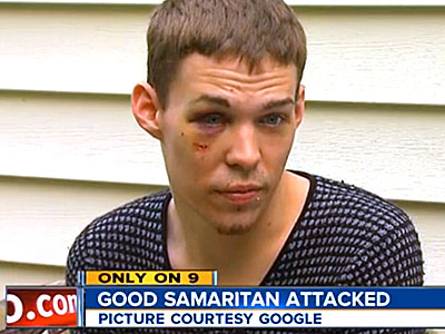Gay Good Samaritan Beaten Outside Columbus, Ohio, Bar