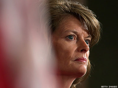 Sen. Lisa Murkowski Endorses Marriage Equality