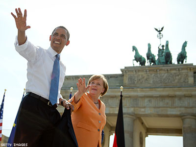 President Obama Adresses LGBT Rights in Berlin Speech