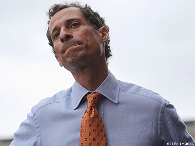 Anthony Weiner Explains Reaction to 'Dyke' Remark