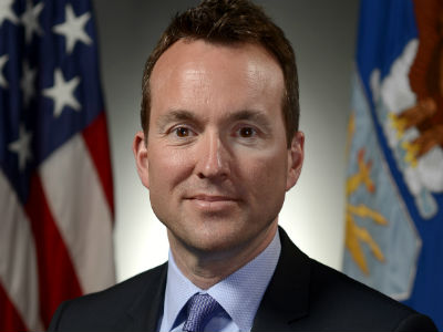 Gay Man Becomes Acting Secretary of Air Force