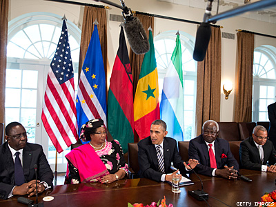 Obama May Tread Carefully on Gay Rights in Africa