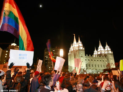 A Latter-Day Shift on LGBT Equality?