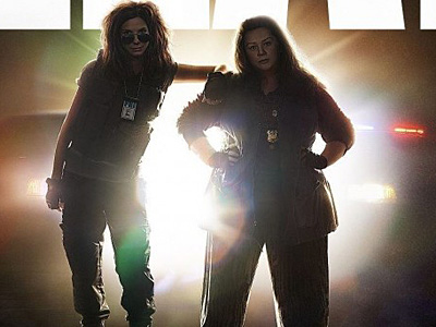 The Heat: First Lesbian Buddy Cop Movie?