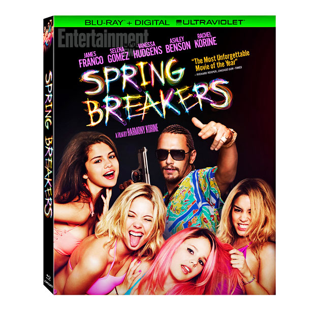 Love Some James Franco? Enter to Win a Copy of Spring Breakers