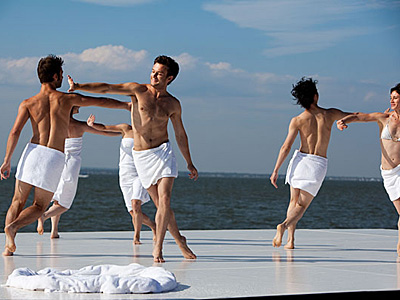 The Fire Island Dance Festival Returns