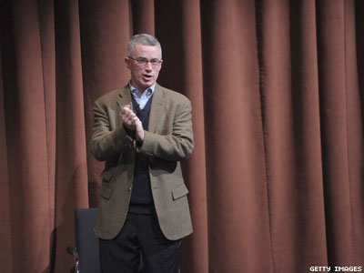 Jim McGreevey Heads Back to Government Office