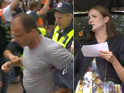 Baltic Pride: Pro-LGBT Politicians Threatened, Pelted With Eggs