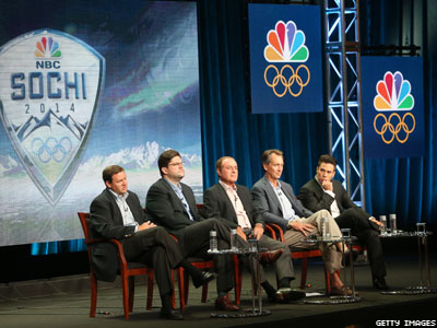 NBC Says It Won't Let Russia Hide Antigay Laws During Olympics