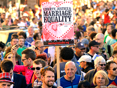 Poll: Majority of Americans Support Nationwide Marriage Equality