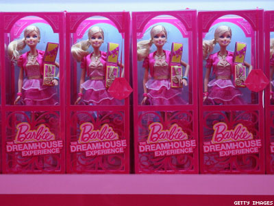 Op-ed: How A Tomboy Learned to Play With Barbies