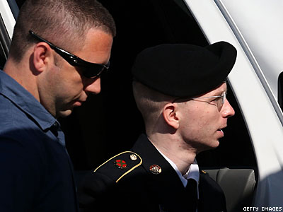 Bradley Manning Acquitted of Aiding the Enemy