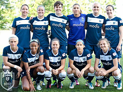 Seattle Reign Is First Pro Female Team to Join You Can Play Project