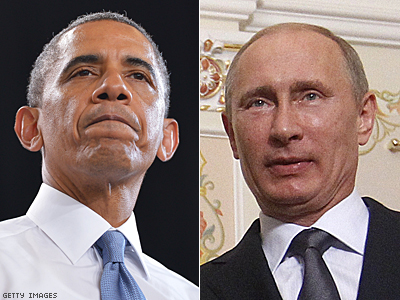Obama Cancels Putin Meeting, Has No Patience For Antigay Law
