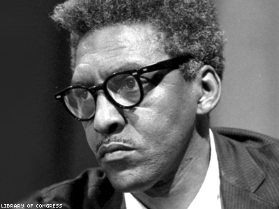 Bayard Rustin Awarded Presidential Medal of Freedom