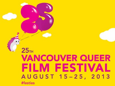 Vancouver Queer Film Festival's 25th Anniversary Will Be Big