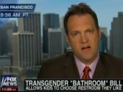 WATCH: Fox News Misgenders Trans Teen, Calls Proposed Protections 'Bathroom Bill'