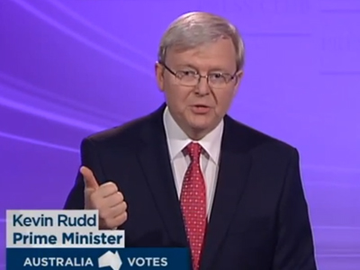 WATCH: Prime Minister Wants to Bring Marriage Equality to Australia In 100 Days