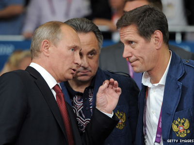 Russia Proposes 'Don't Ask, Don't Tell' Olympics