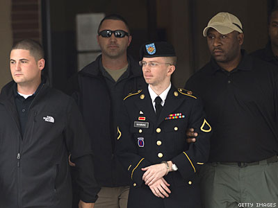 Manning Receives 35-Year Sentence for Leaking Secrets