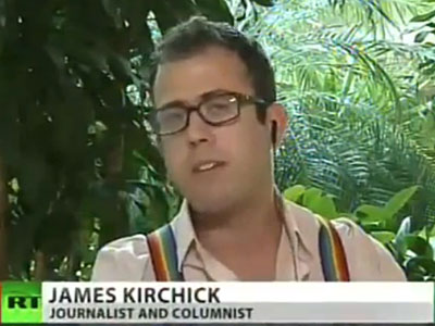 WATCH: Gay U.S. Reporter Kicked Off Russian News for Pro-LGBT Outburst