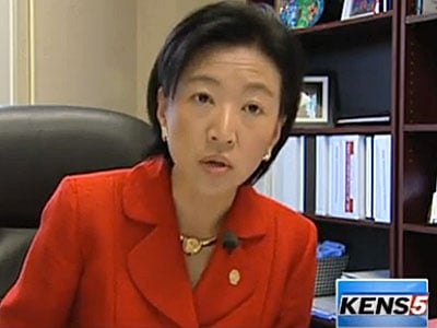 WATCH: San Antonio Councilwoman Defends Antigay Remarks