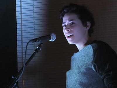 Lesbian Poet Slams Homophobic 'Straight People' With Incredible Performance