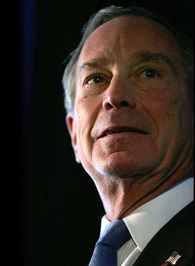 Michael Bloomberg's Only Just Begun