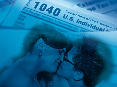 IRS to Recognize Legal Same-Sex Marriages for Tax Purposes