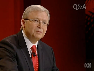 WATCH: Australian Prime Minister Advocates Marriage Equality