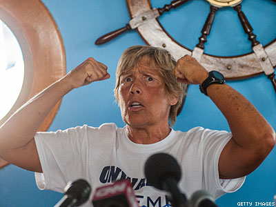 Op-ed: Why It Matters That Diana Nyad Is Gay